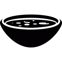Japanese Soup Bowl vector