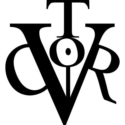 Group of letters arranged in a specific manner logo