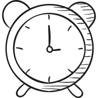 Big Clock vector