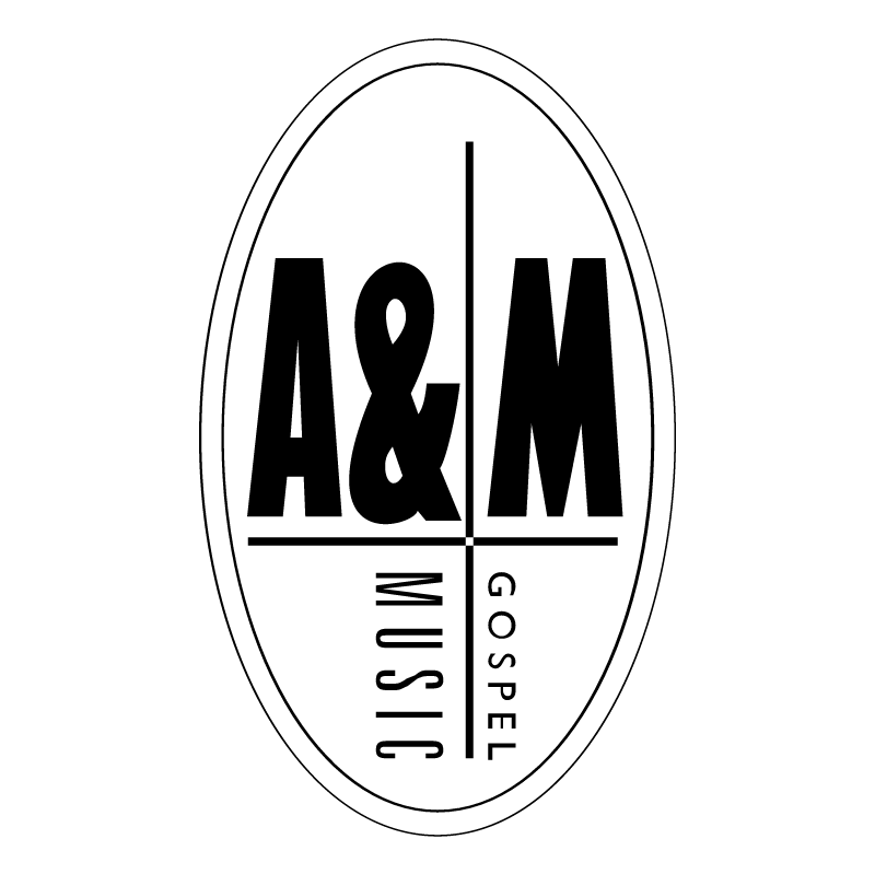 A&M Gospel Music vector logo