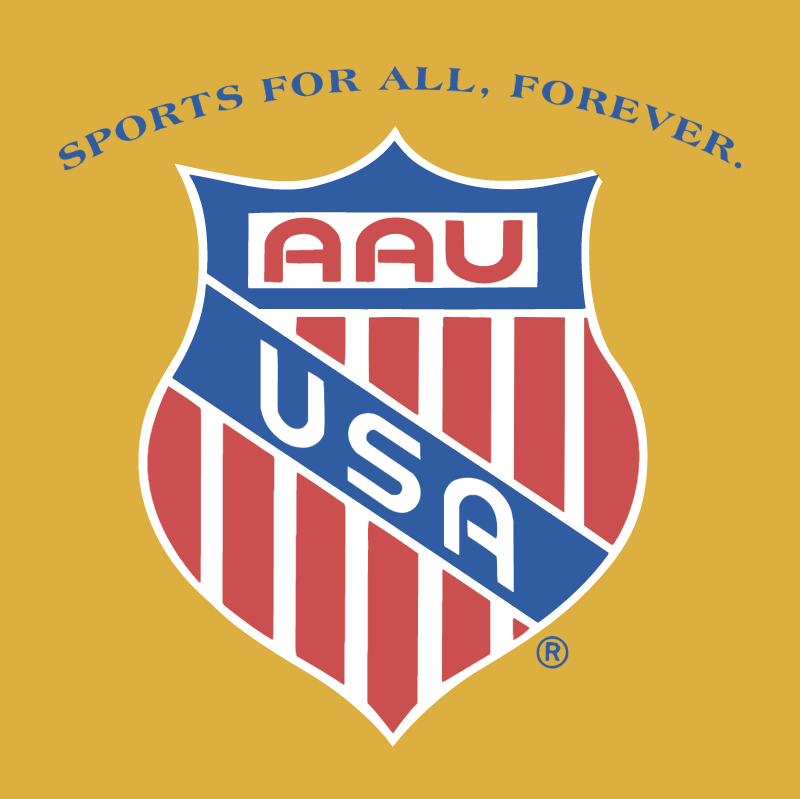 AAU USA vector