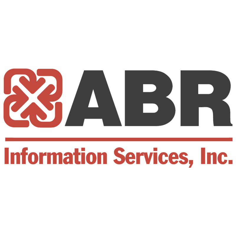 ABR Information Services vector logo