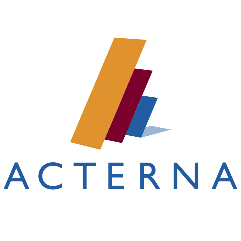 Acterna vector logo