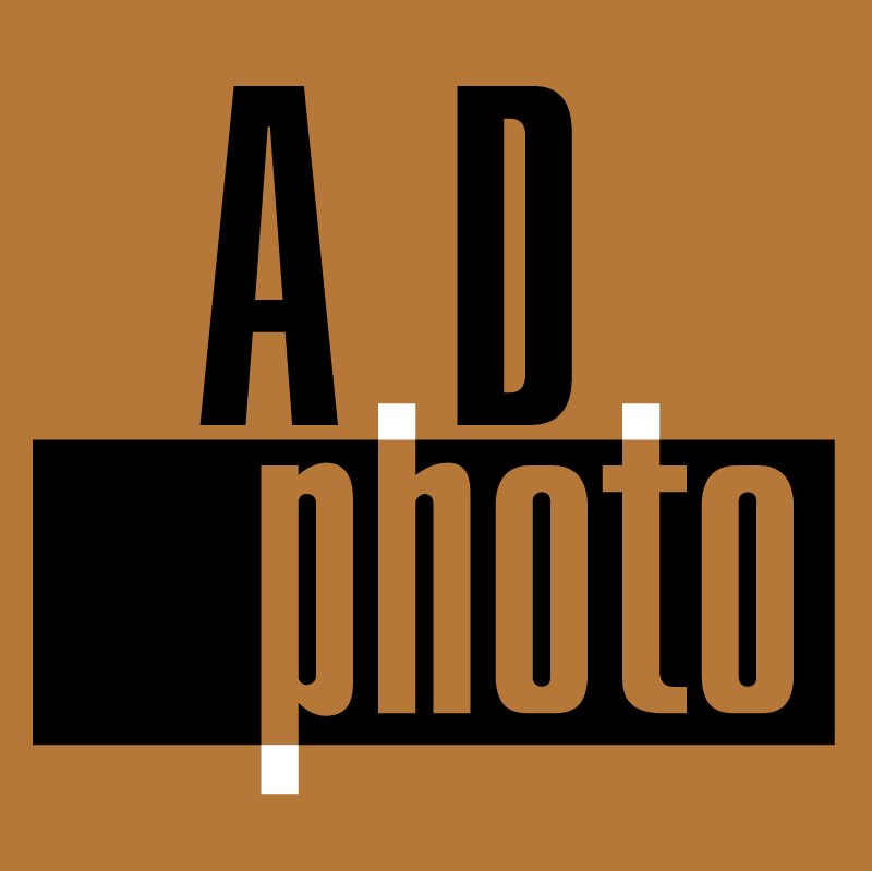 AD Photo vector logo