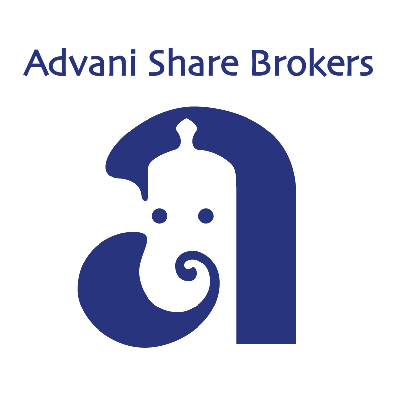 Advani Share Brokers 34155 vector