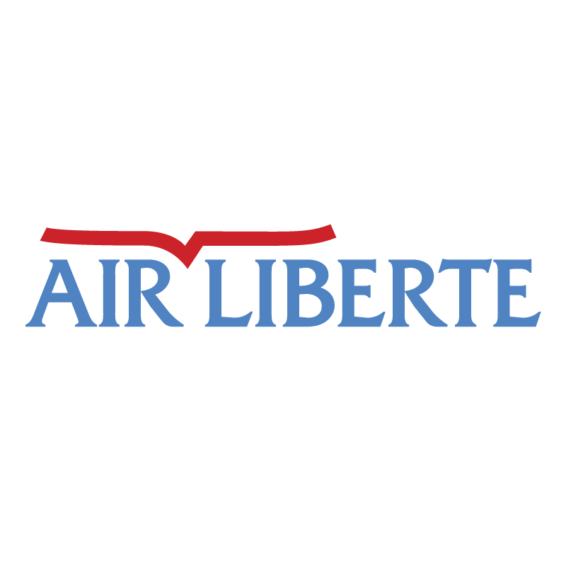 Air Liberte vector logo