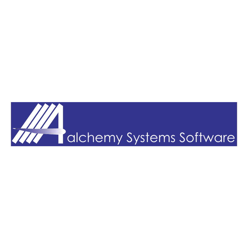 Alchemy Systems Software
