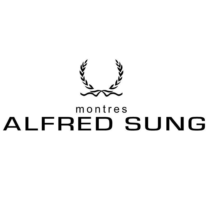 Alfred Sung vector logo