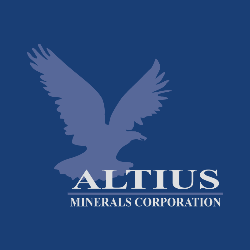 Altius Minerals Corporation 70692 vector