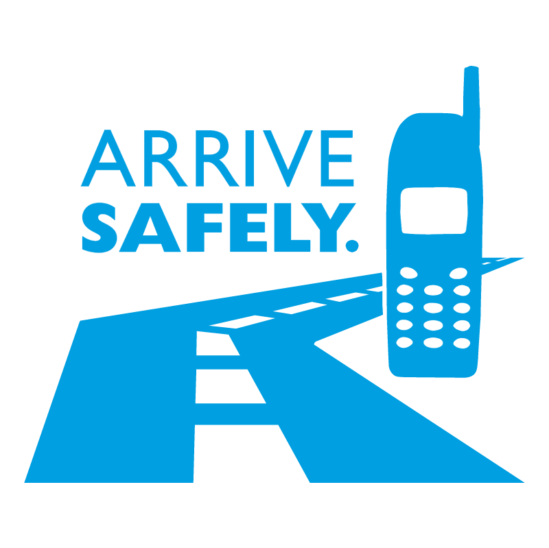 Arrive Safely 43186 logo