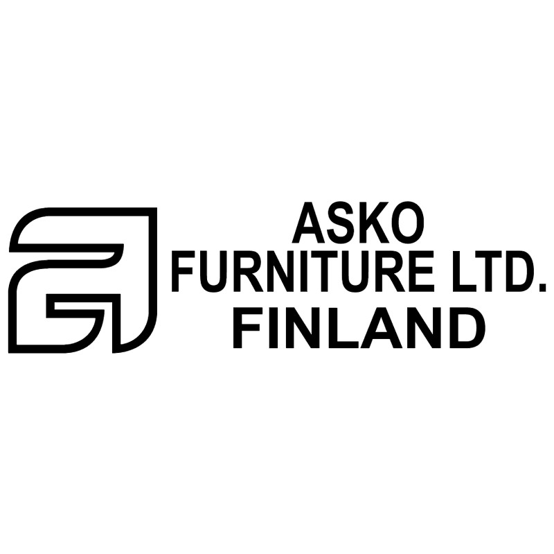 Asko Furniture 689 vector