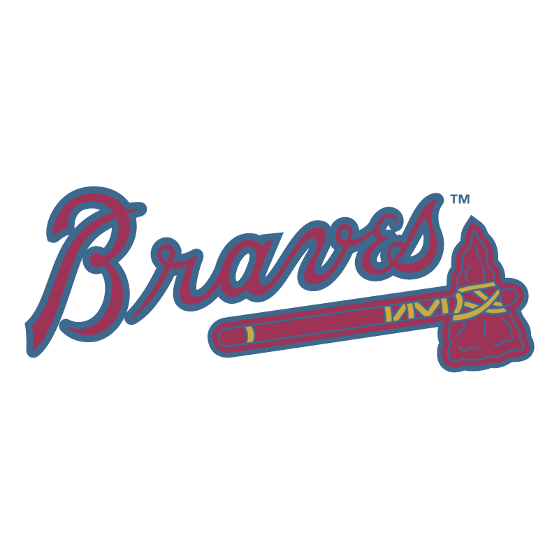 Atlanta Braves 46652 vector