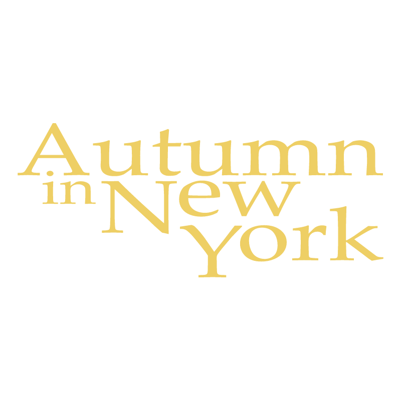 Authumn in New York 72543