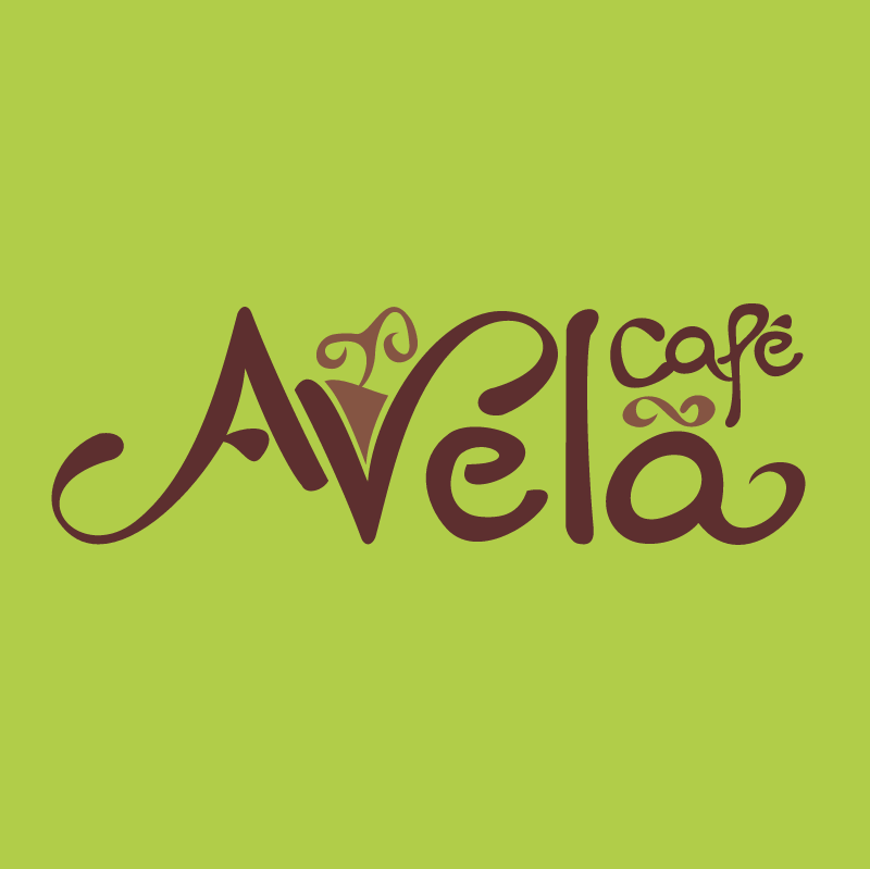 Avela Cafe vector