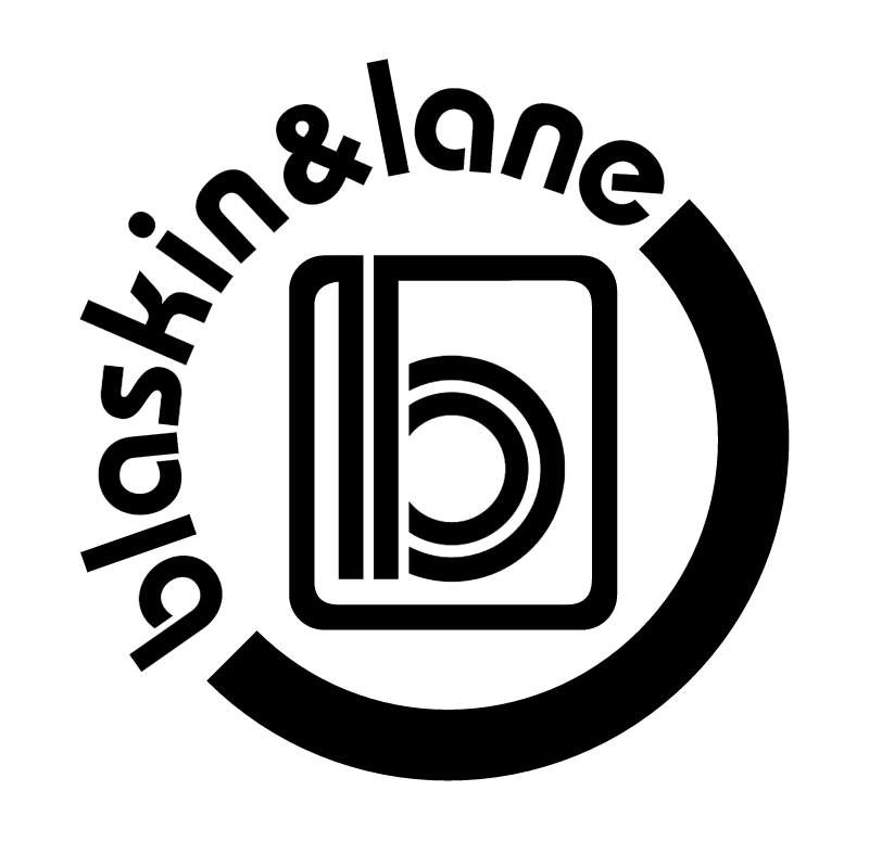 Blaskin & Lane vector logo