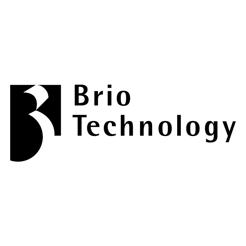Brio Technology vector logo