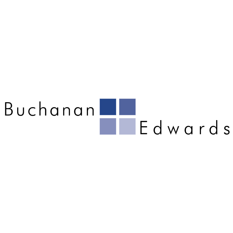 Buchanan & Edwards vector logo