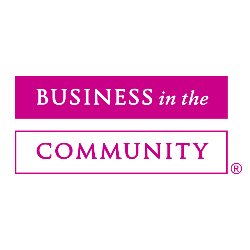 Business in the Community vector