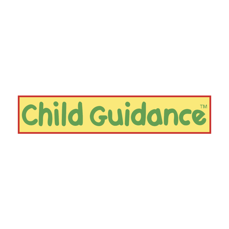 Child Guidance vector logo