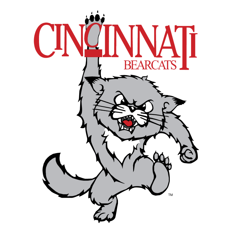 Cincinnati Bearcats vector