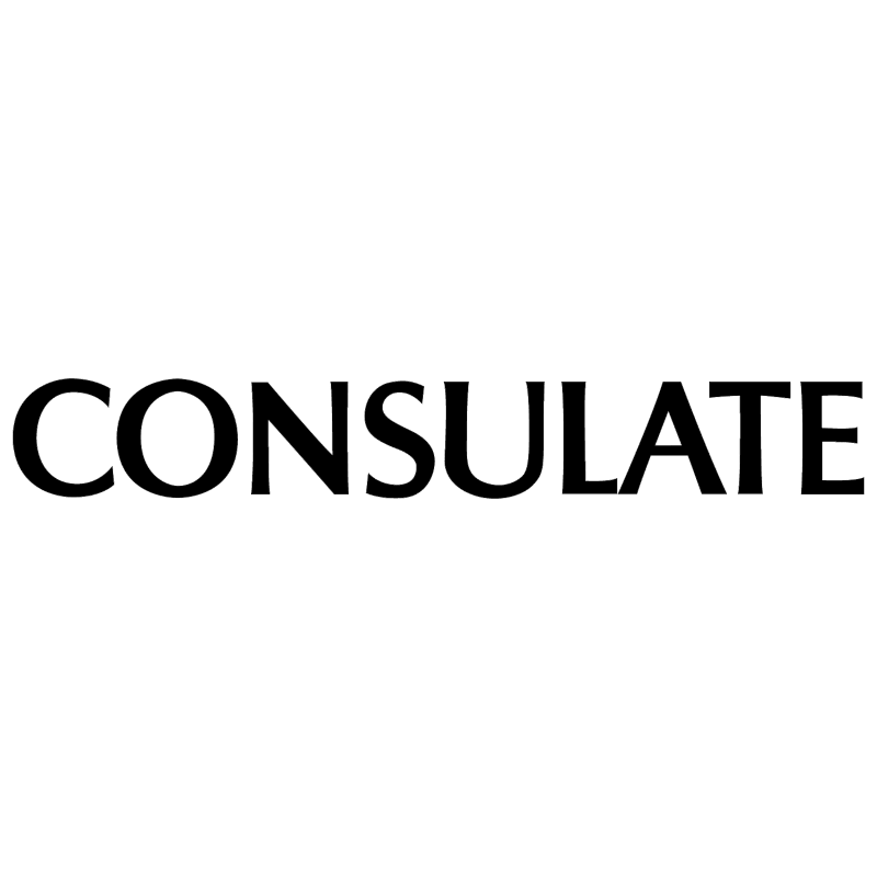 Consulate vector logo