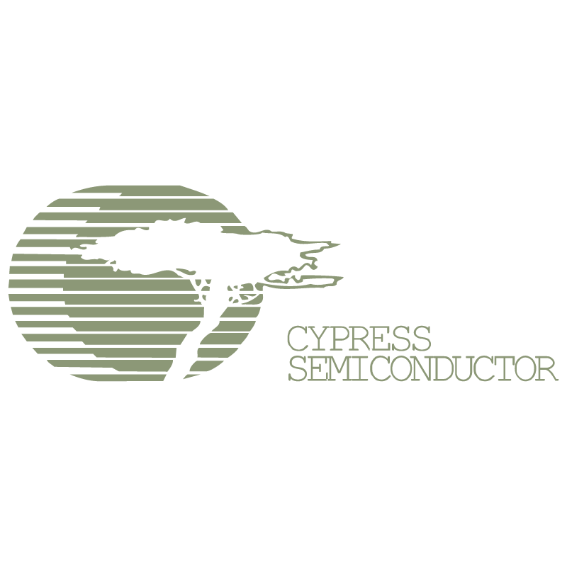 Cypres Semiconductor vector logo