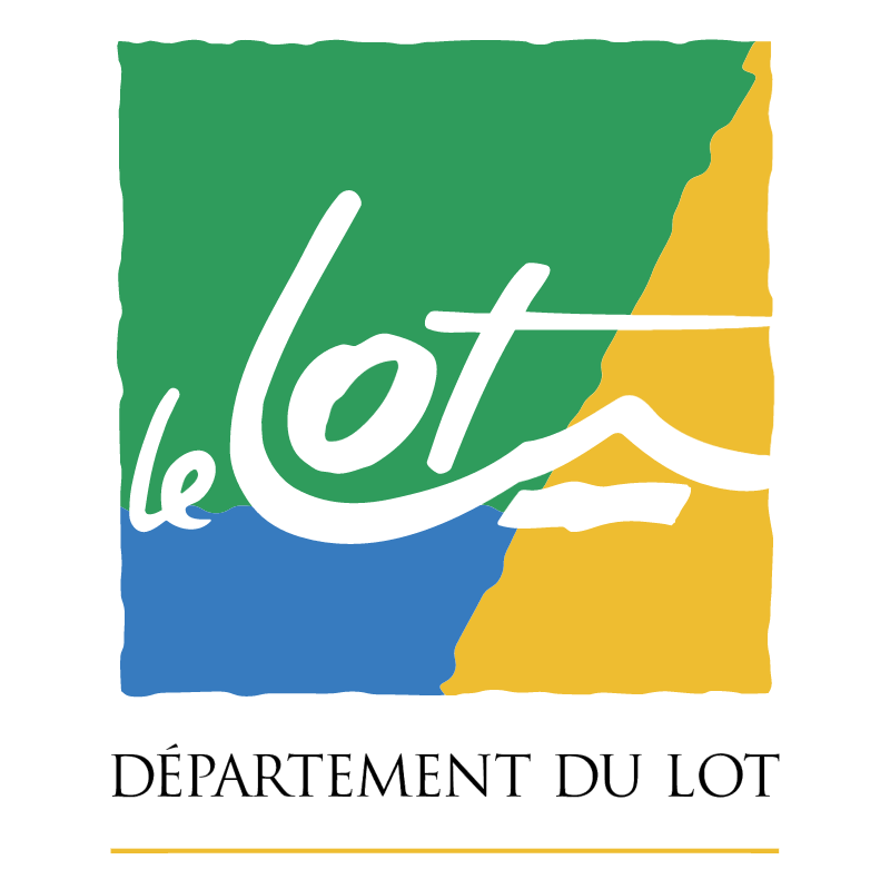 Departement du Lot logo