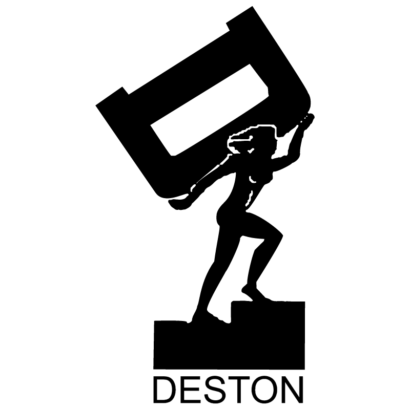 Deston Records logo