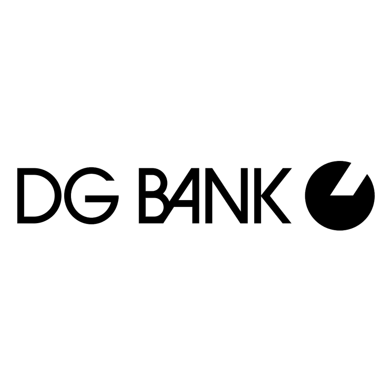 DG Bank vector