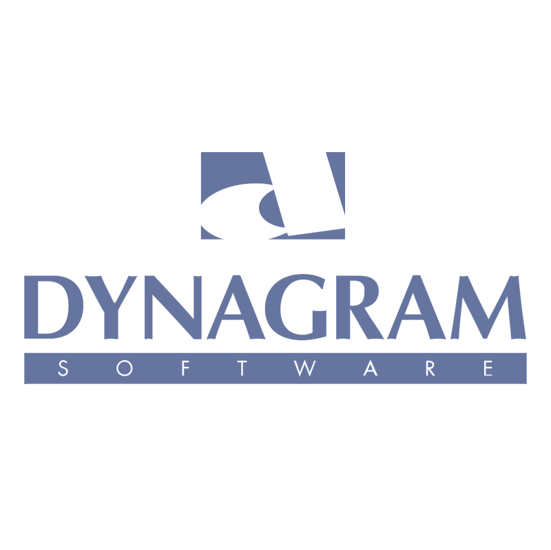 Dynagram Software vector