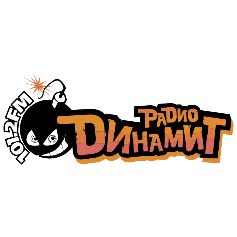 Dynamit Radio vector