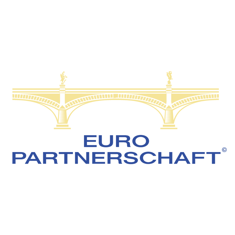 Euro Partnerschaft vector