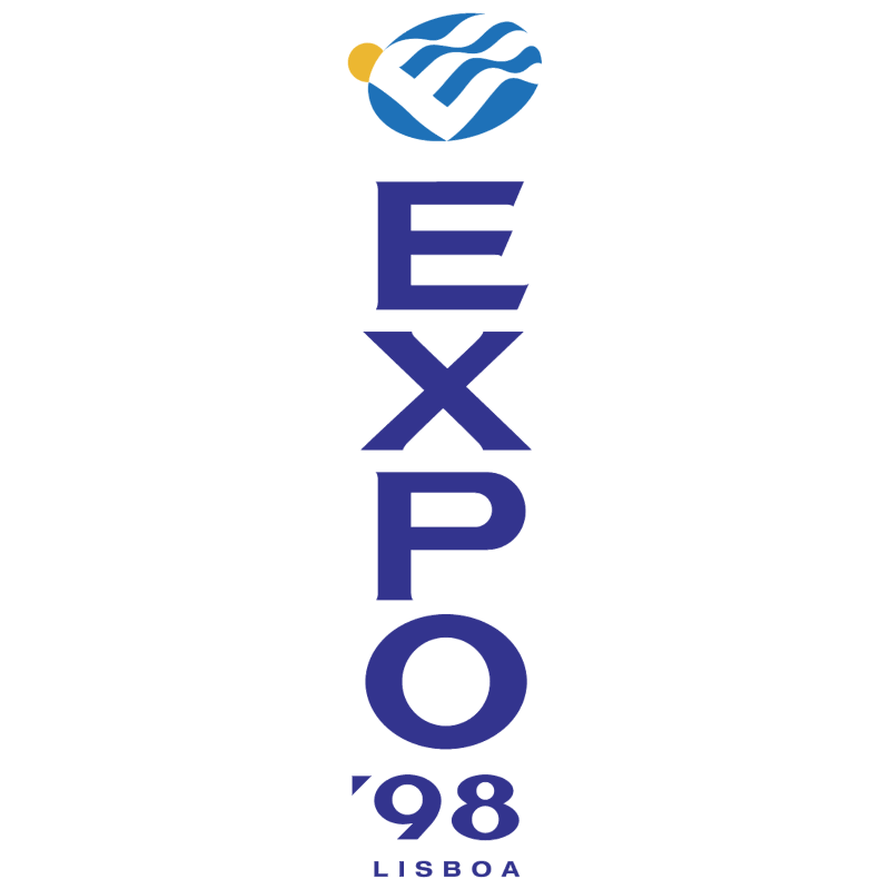 Expo 98 vector logo