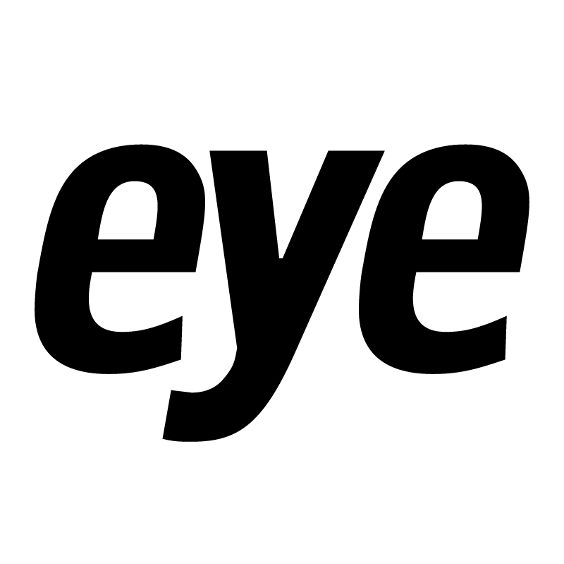Eye vector logo