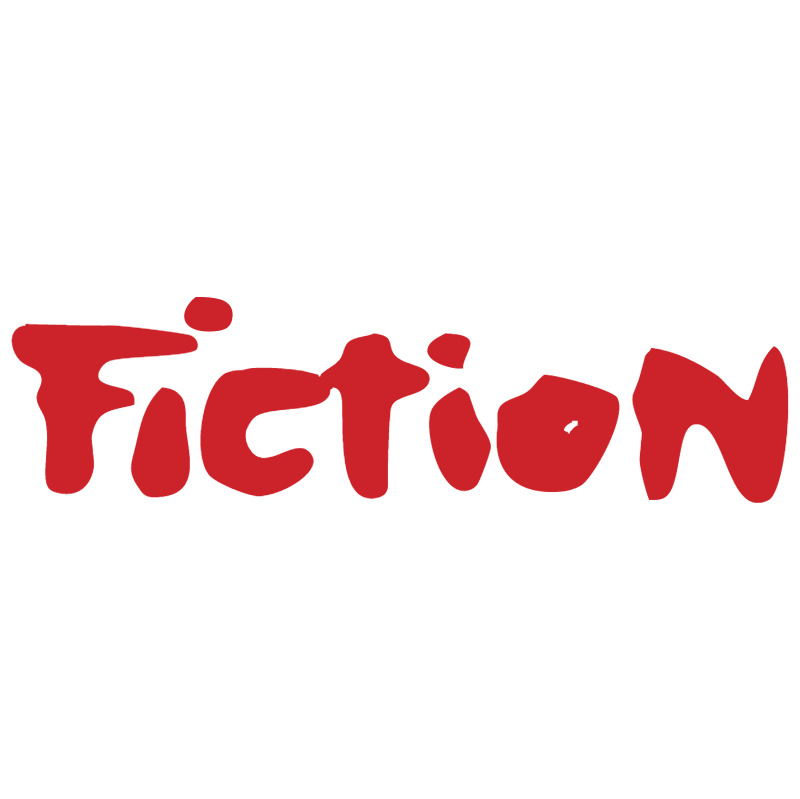 Fiction Records vector logo