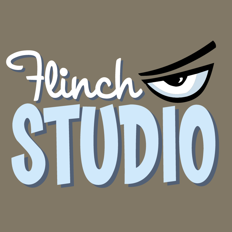 Flinch Studio vector logo