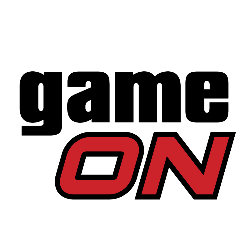 Game On vector logo