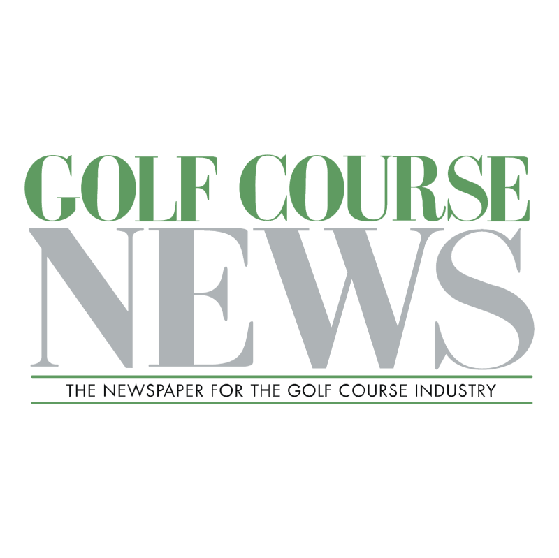 Golf Course News vector