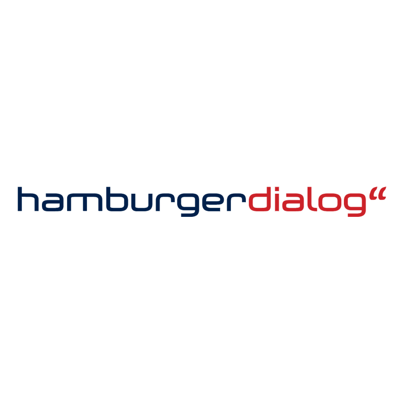 Hamburger Dialog vector
