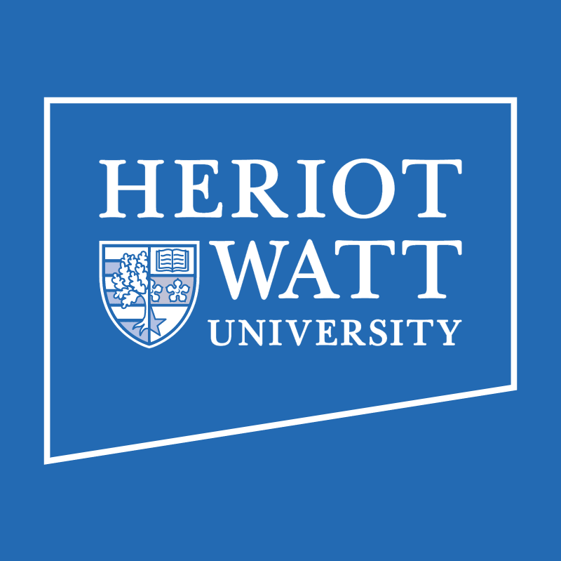 Heriot Watt University vector
