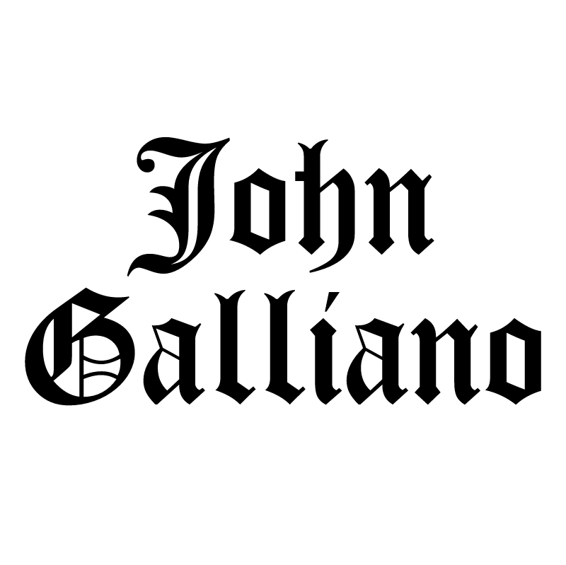John Galliano vector