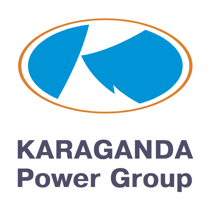 Karaganda Power Group vector