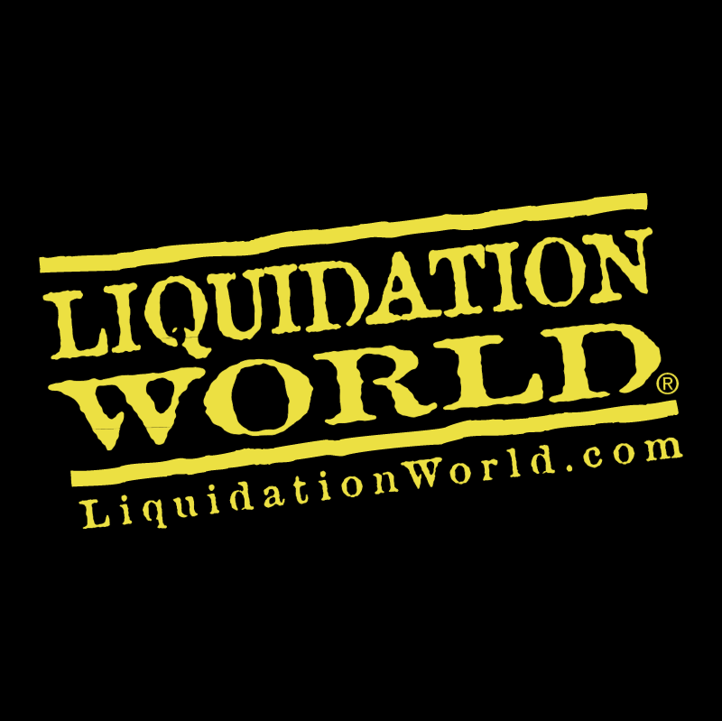 Liquidation World vector