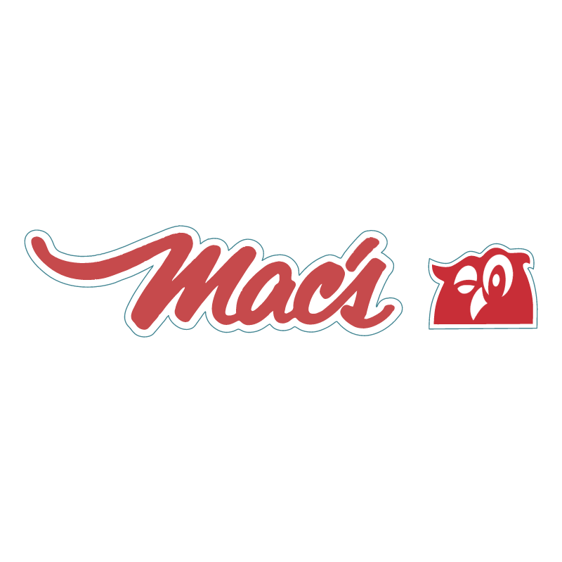 Mac's vector logo