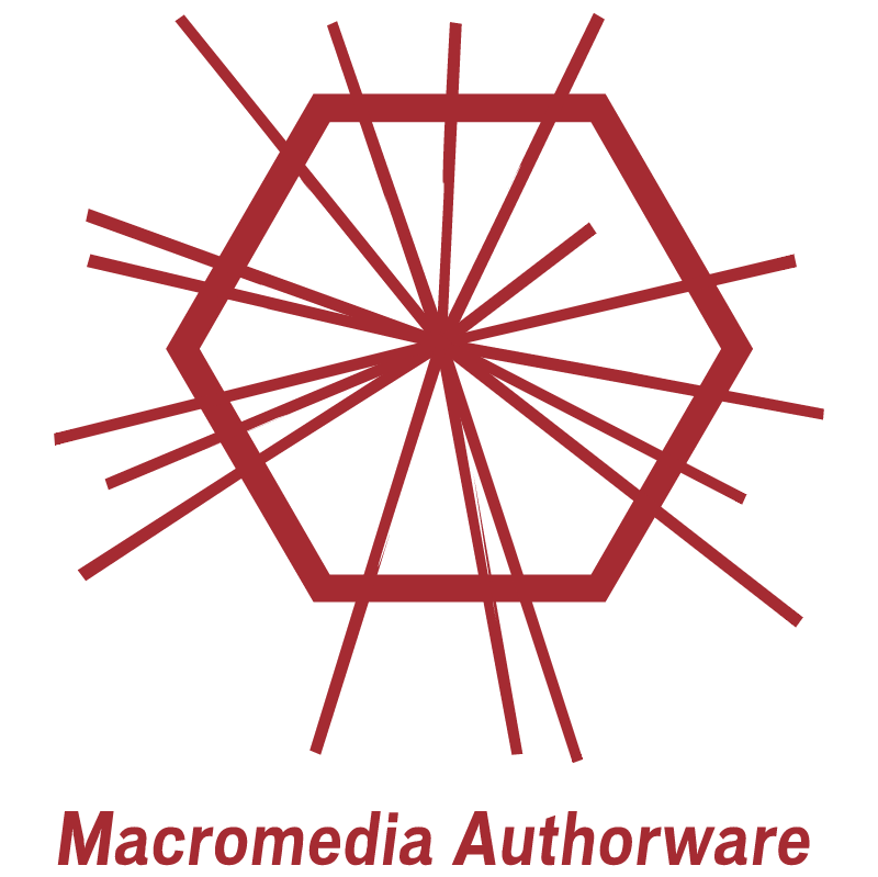 Macromedia Authorware vector logo