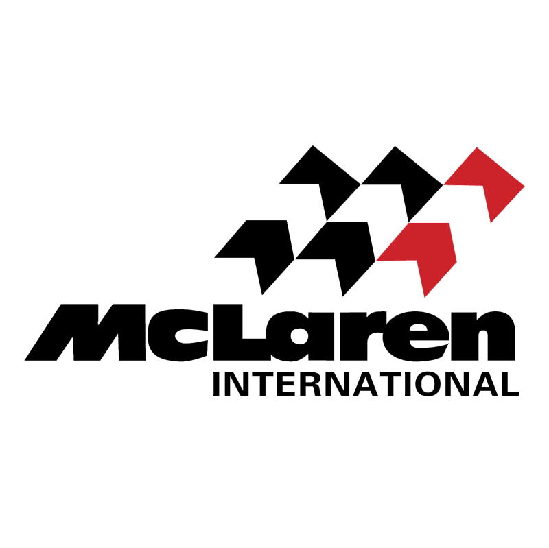 McLaren International logo