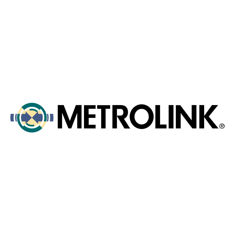 Metrolink vector logo