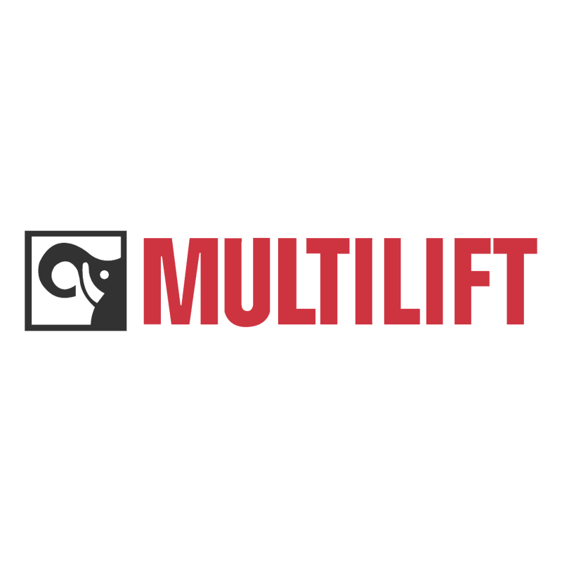 Multilift vector logo