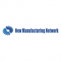 New Manufacturing Network vector