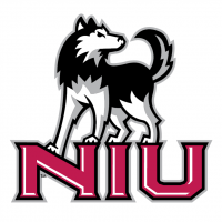 NIU Huskies vector